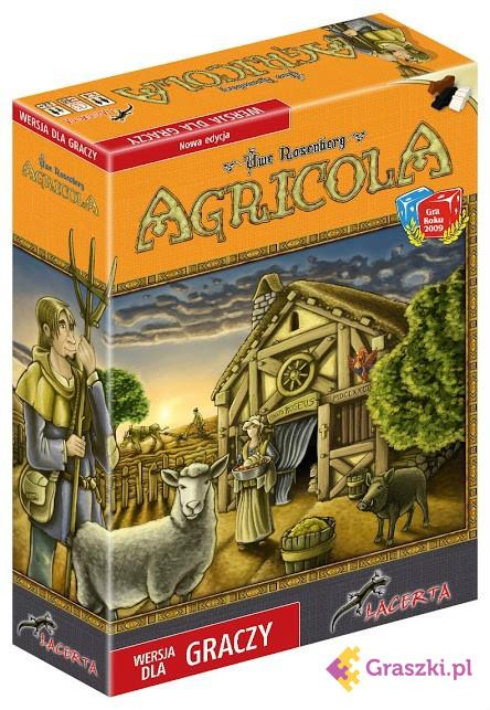 Agricola (wersja dla graczy) | Lacerta